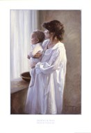 Mother and Son Fine-Art Print