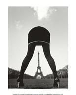 Paris, Eiffel Tower Fine-Art Print