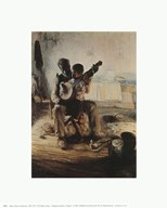 Banjo Lesson Fine-Art Print