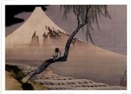 Boy On Mt. Fuji Fine-Art Print