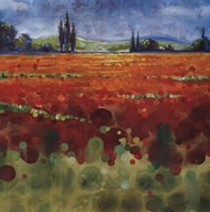 Spring Meadows II Fine-Art Print