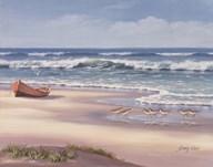 Sandpiper March II Fine-Art Print
