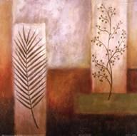 Abstract Foliage I Fine-Art Print