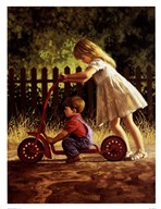Along For The Ride Fine-Art Print