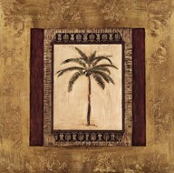 Stately Palm II Fine-Art Print