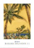 Bahama Splendor II Fine-Art Print