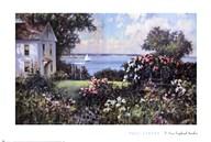 A New England Garden Fine-Art Print