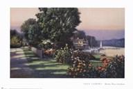 Harbor Roses Southport Fine-Art Print