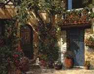 Il Giardino Fiorito Fine-Art Print