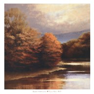 Tranquil River Bend Fine-Art Print