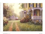 American Homestead Fine-Art Print