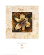Musical Flowers IV Fine-Art Print