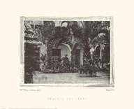 Old Patio, Cordova, Spain Fine-Art Print