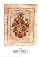 Crest of Valor II Fine-Art Print