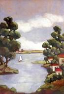 Lago Gardi 1 Fine-Art Print