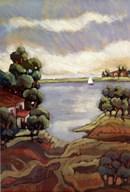 Lago Gardi 2 Fine-Art Print