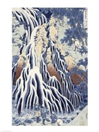 Kirifuri Fall on Kurokami Mount Fine-Art Print