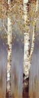 Butterscotch Birch Trees II - MINI Fine-Art Print