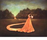 Unwinding the Path to Self-Discovery Fine-Art Print
