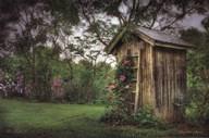 Fragrant Outhouse Fine-Art Print