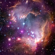 """Taken Under the """"Wing"""" of the Small Magellanic Cloud Fine-Art Print"""