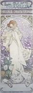 La Dame aux Camelias Fine-Art Print