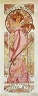 White Star Champagne, Moet et Chandon, 1889 Fine-Art Print