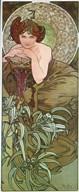 Emeraude Fine-Art Print