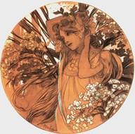 Spring Medallion Fine-Art Print