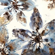 Flower Forms Fine-Art Print
