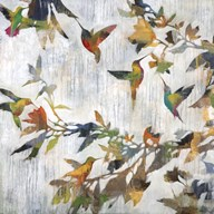 Aerial Dance Fine-Art Print
