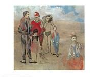 Saltimbanques Fine-Art Print