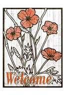 Welcome Poppies Fine-Art Print