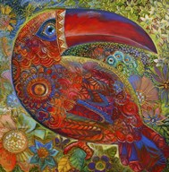 Toucan Deco Fine-Art Print