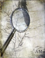 Map 2 Fine-Art Print