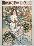 Monaco-Monte-Carlo Fine-Art Print