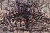 The Gray Tree, 1912 Fine-Art Print
