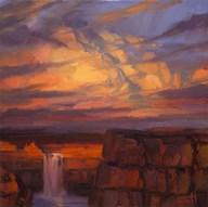 Thunder Cloud Over The Palouse Fine-Art Print