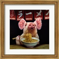Oodles of Noodles Fine-Art Print
