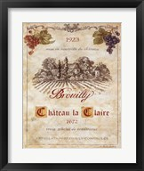 Brouilly Fine-Art Print