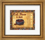 Red Bean Chilli Fine-Art Print