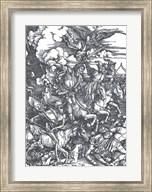 Four Horsemen of the Apocalypse Fine-Art Print