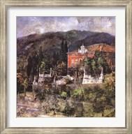 Countryside Villa Fine-Art Print