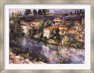 Village on the Arno Fine-Art Print