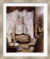 Salon Ensoleille Fine-Art Print