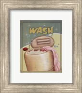 Wash Fine-Art Print