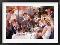 Luncheon of the Boating Party Fine-Art Print