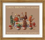 Salad Bar Fine-Art Print