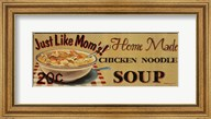 Chicken Noodle Soup Fine-Art Print