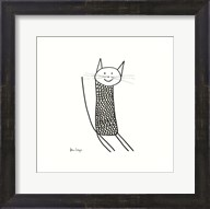 Knit Cat Fine-Art Print